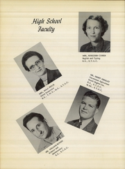 Page 12, 1949 Edition, Hempstead Senior High School - Colonial Yearbook (Hempstead, NY) online yearbook collection
