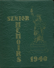 Port Jervis High School - Victor Yearbook (Port Jervis, NY) online yearbook collection, 1940 Edition, Page 1