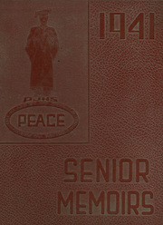 Port Jervis High School - Victor Yearbook (Port Jervis, NY) online yearbook collection, 1941 Edition, Page 1