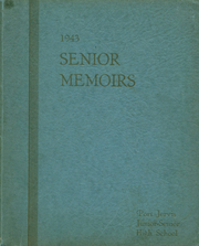 Port Jervis High School - Victor Yearbook (Port Jervis, NY) online yearbook collection, 1943 Edition, Page 1