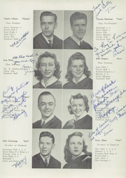 Page 15, 1945 Edition, Port Jervis High School - Victor Yearbook (Port Jervis, NY) online yearbook collection
