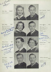 Page 16, 1945 Edition, Port Jervis High School - Victor Yearbook (Port Jervis, NY) online yearbook collection