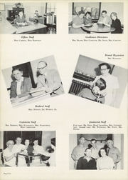 Page 10, 1954 Edition, Port Jervis High School - Victor Yearbook (Port Jervis, NY) online yearbook collection