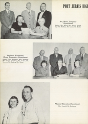 Page 14, 1954 Edition, Port Jervis High School - Victor Yearbook (Port Jervis, NY) online yearbook collection