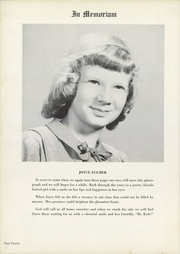 Page 16, 1954 Edition, Port Jervis High School - Victor Yearbook (Port Jervis, NY) online yearbook collection