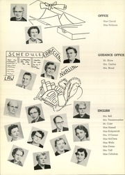 Page 10, 1957 Edition, Port Jervis High School - Victor Yearbook (Port Jervis, NY) online yearbook collection
