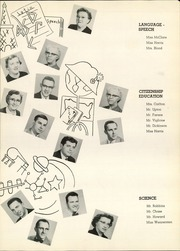 Page 11, 1957 Edition, Port Jervis High School - Victor Yearbook (Port Jervis, NY) online yearbook collection