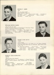 Page 17, 1957 Edition, Port Jervis High School - Victor Yearbook (Port Jervis, NY) online yearbook collection