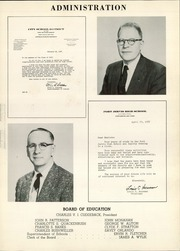Page 9, 1957 Edition, Port Jervis High School - Victor Yearbook (Port Jervis, NY) online yearbook collection