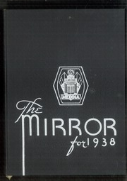 Page 1, 1938 Edition, Medina High School - Mirror Yearbook (Medina, NY) online yearbook collection