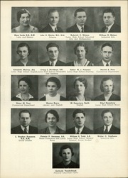 Page 11, 1938 Edition, Medina High School - Mirror Yearbook (Medina, NY) online yearbook collection