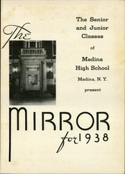 Page 5, 1938 Edition, Medina High School - Mirror Yearbook (Medina, NY) online yearbook collection
