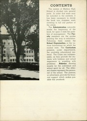 Page 7, 1938 Edition, Medina High School - Mirror Yearbook (Medina, NY) online yearbook collection