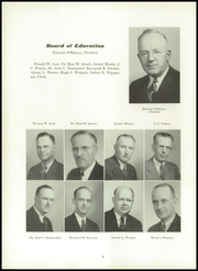 Page 8, 1941 Edition, Medina High School - Mirror Yearbook (Medina, NY) online yearbook collection