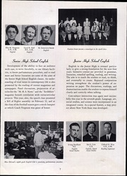 Page 11, 1945 Edition, Medina High School - Mirror Yearbook (Medina, NY) online yearbook collection