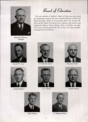 Page 8, 1945 Edition, Medina High School - Mirror Yearbook (Medina, NY) online yearbook collection