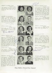 Page 11, 1947 Edition, Medina High School - Mirror Yearbook (Medina, NY) online yearbook collection