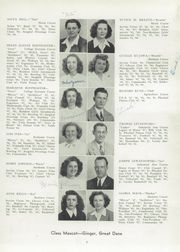 Page 13, 1947 Edition, Medina High School - Mirror Yearbook (Medina, NY) online yearbook collection
