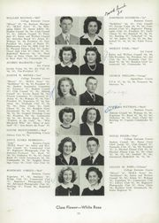 Page 14, 1947 Edition, Medina High School - Mirror Yearbook (Medina, NY) online yearbook collection
