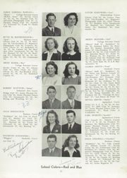 Page 15, 1947 Edition, Medina High School - Mirror Yearbook (Medina, NY) online yearbook collection