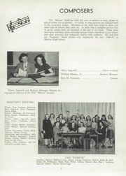 Page 7, 1947 Edition, Medina High School - Mirror Yearbook (Medina, NY) online yearbook collection