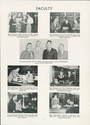Page 11, 1949 Edition, Medina High School - Mirror Yearbook (Medina, NY) online yearbook collection