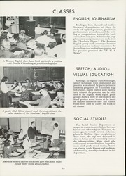 Page 14, 1949 Edition, Medina High School - Mirror Yearbook (Medina, NY) online yearbook collection
