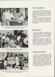 Page 16, 1949 Edition, Medina High School - Mirror Yearbook (Medina, NY) online yearbook collection