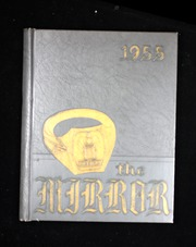 1955 Edition, Medina High School - Mirror Yearbook (Medina, NY)