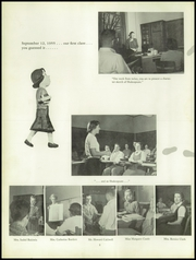 Page 12, 1956 Edition, Medina High School - Mirror Yearbook (Medina, NY) online yearbook collection