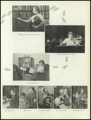 Page 13, 1956 Edition, Medina High School - Mirror Yearbook (Medina, NY) online yearbook collection