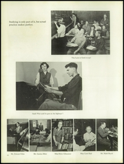 Page 14, 1956 Edition, Medina High School - Mirror Yearbook (Medina, NY) online yearbook collection