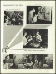 Page 17, 1956 Edition, Medina High School - Mirror Yearbook (Medina, NY) online yearbook collection