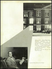 Page 6, 1956 Edition, Medina High School - Mirror Yearbook (Medina, NY) online yearbook collection