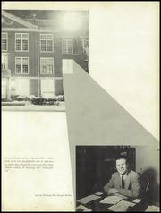 Page 7, 1956 Edition, Medina High School - Mirror Yearbook (Medina, NY) online yearbook collection