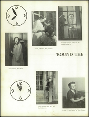 Page 8, 1956 Edition, Medina High School - Mirror Yearbook (Medina, NY) online yearbook collection