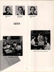Page 13, 1957 Edition, Medina High School - Mirror Yearbook (Medina, NY) online yearbook collection