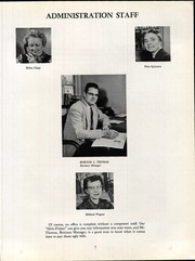 Page 11, 1959 Edition, Medina High School - Mirror Yearbook (Medina, NY) online yearbook collection