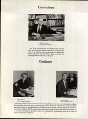 Page 12, 1959 Edition, Medina High School - Mirror Yearbook (Medina, NY) online yearbook collection
