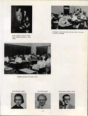 Page 15, 1959 Edition, Medina High School - Mirror Yearbook (Medina, NY) online yearbook collection