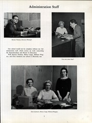 Page 11, 1961 Edition, Medina High School - Mirror Yearbook (Medina, NY) online yearbook collection