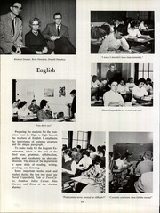 Page 14, 1961 Edition, Medina High School - Mirror Yearbook (Medina, NY) online yearbook collection