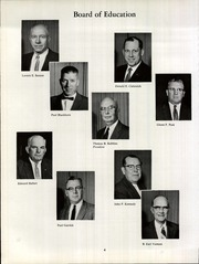 Page 8, 1961 Edition, Medina High School - Mirror Yearbook (Medina, NY) online yearbook collection