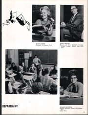 Page 15, 1965 Edition, Medina High School - Mirror Yearbook (Medina, NY) online yearbook collection