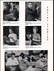 Page 16, 1965 Edition, Medina High School - Mirror Yearbook (Medina, NY) online yearbook collection
