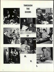 Page 10, 1967 Edition, Medina High School - Mirror Yearbook (Medina, NY) online yearbook collection