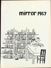 Page 7, 1967 Edition, Medina High School - Mirror Yearbook (Medina, NY) online yearbook collection