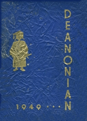1949 Edition, Gouverneur High School - Deanonian Yearbook (Gouverneur, NY)