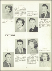 Page 17, 1949 Edition, Gouverneur High School - Deanonian Yearbook (Gouverneur, NY) online yearbook collection