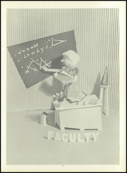 Page 9, 1949 Edition, Gouverneur High School - Deanonian Yearbook (Gouverneur, NY) online yearbook collection